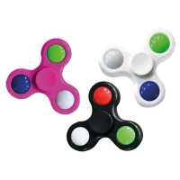 Hand Fidget Spinner - Spin It, Finger SpinnerZ, LED